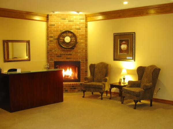 Sterling-White Funeral Home Interior