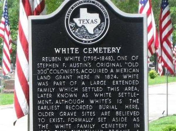 Sterling-White Cemetery Grounds