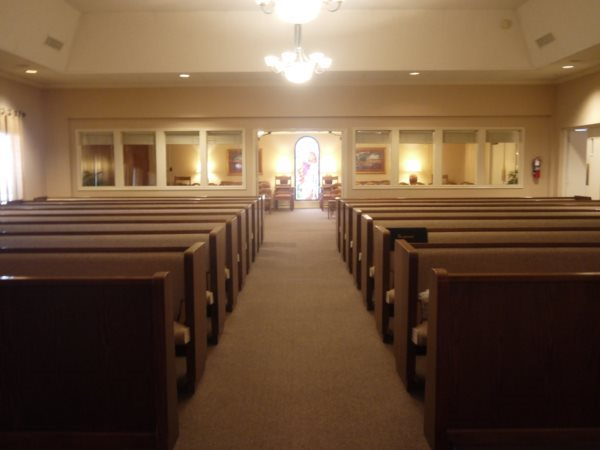 Buck Ashcraft Funeral Home Interior