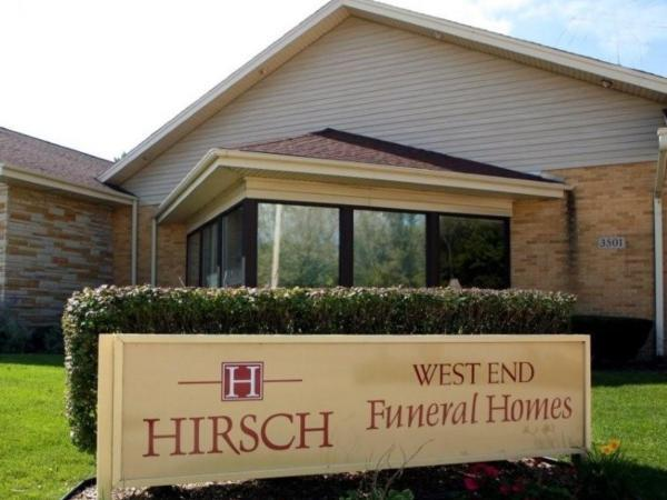 Hirsch West End Chapel Exterior Sign