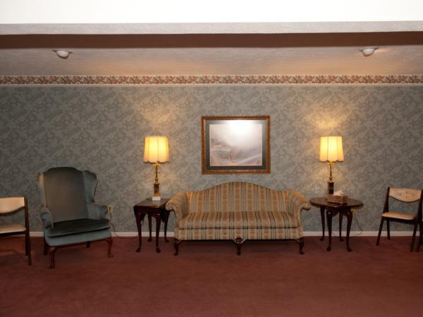 Drake Whaley McCarty Funeral Home Interior