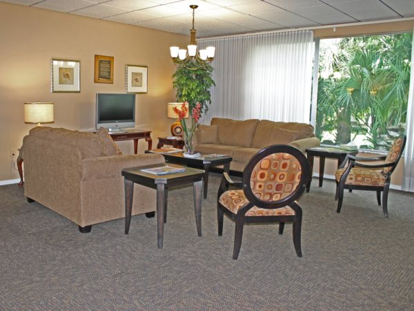 Harvey-Engelhardt Funeral  Cremation Services Interior