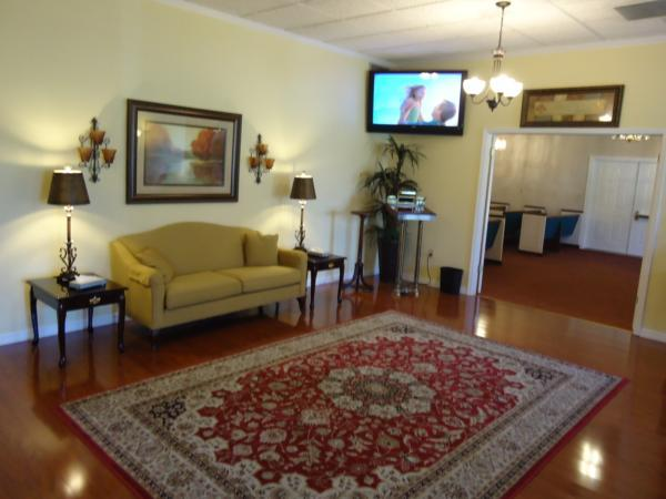 North Brevard Funeral Home  Crematory Interior
