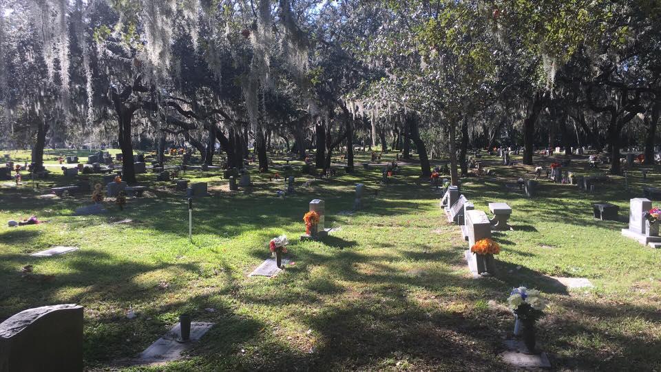 Oaklawn Memorial Gardens Grounds