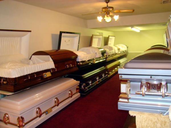 Ceballos-Diaz Funeral Home Interior