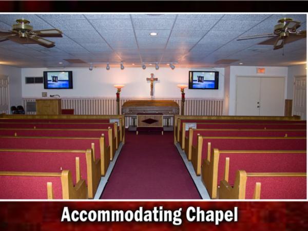 Ceballos-Diaz Funeral Home Chapel