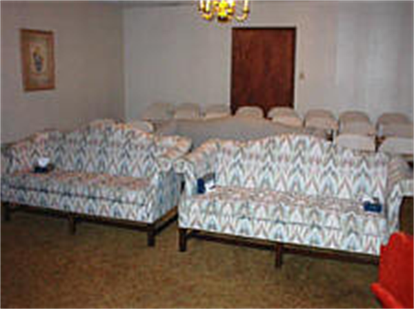Maddux-Fuqua-Hinton Funeral Home - Pembroke Location Interior