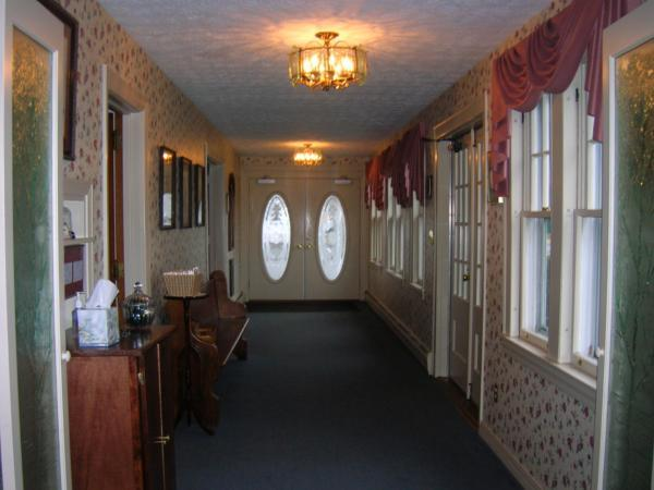 Bailey Funeral Home Interior