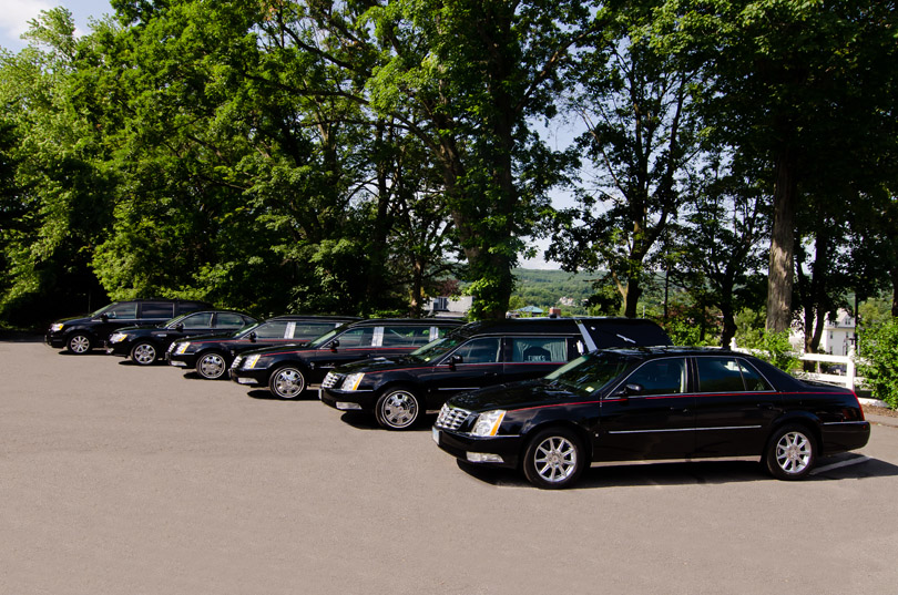 Funk Funeral Home Fleet