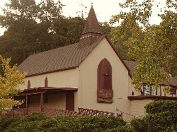 Hosselkus Chapel Exterior