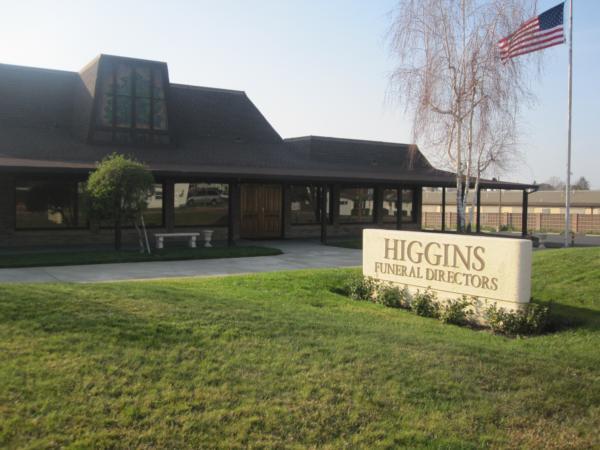 Higgins Chapel Exterior