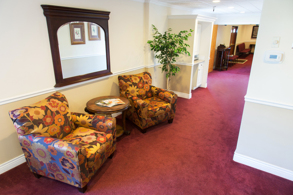 Greer Family Mortuary & Cremation Services Interior