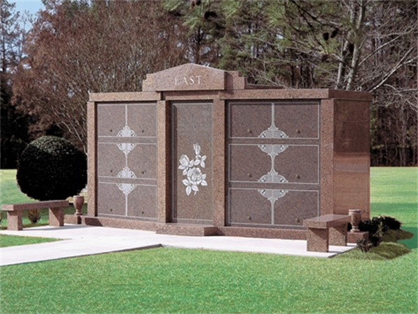 Rolling Hills Memorial Park Private Mausoleums