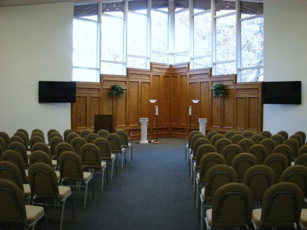 Chapel of San Ramon Valley Interior