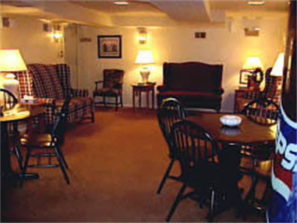 Baker-Stevens-Parramore Funeral Home Interior