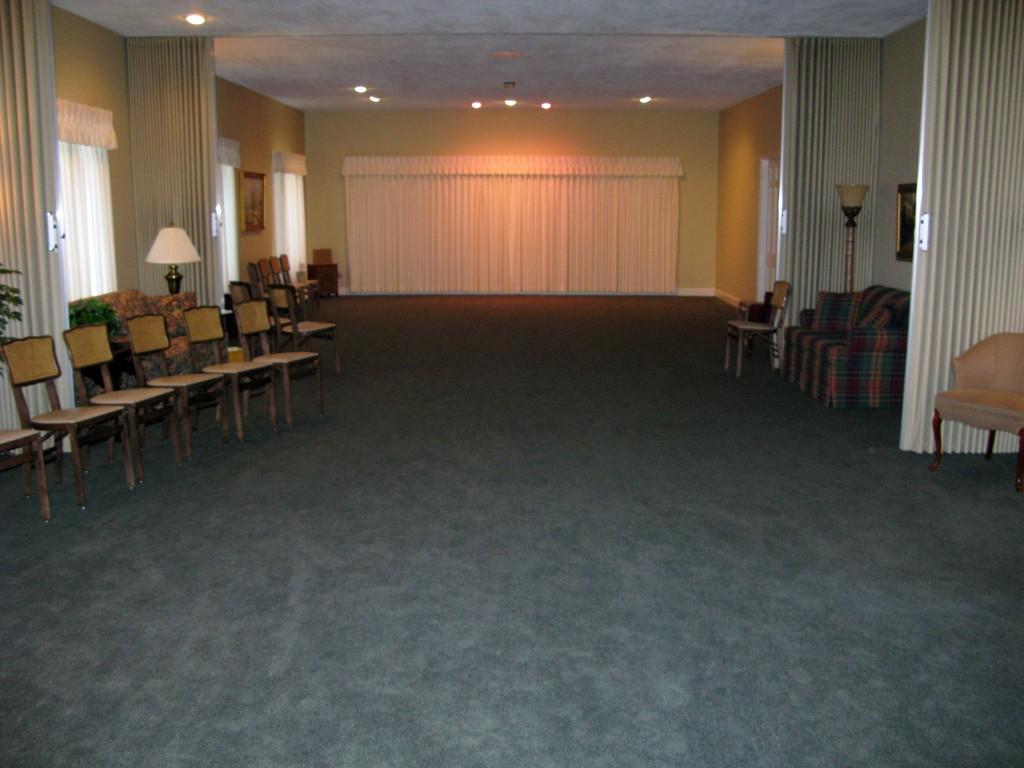Bryan  Hardwick Funeral Home Interior