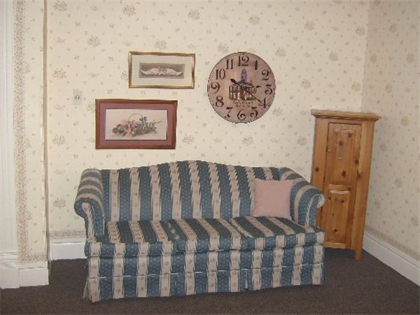 Latham Funeral Home Interior