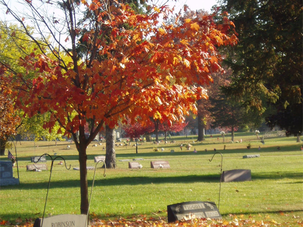 Dieterle Riverside Cemetery Grounds