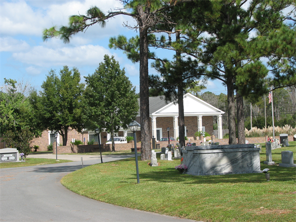Forest Lawn Memorial Cemetery Grounds