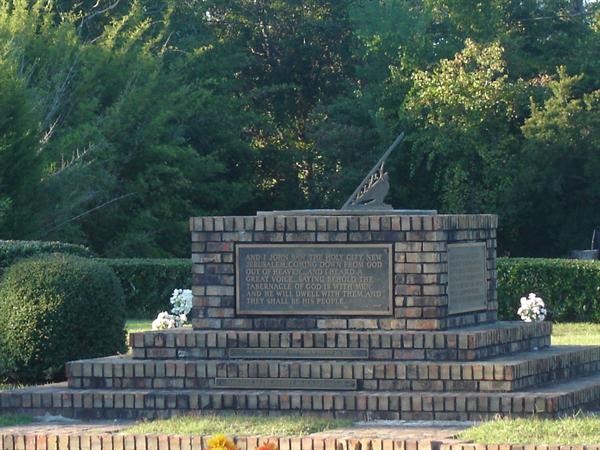 Evergreen Memorial Gardens Grounds