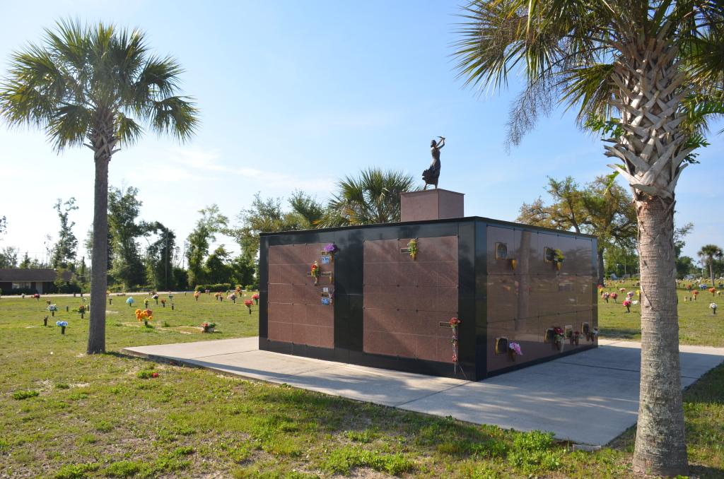 Peace Feature Mausoleum