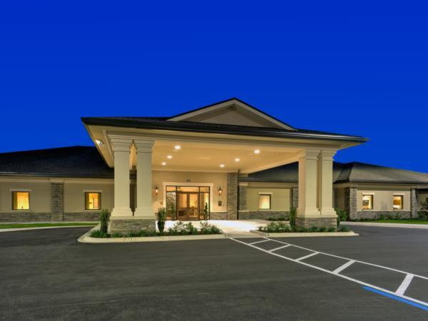 Emerald Coast Funeral Home Exterior