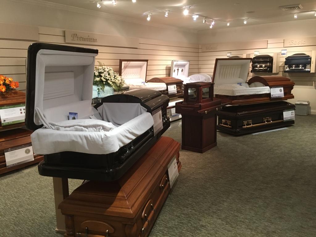 Emerald Coast Funeral Home Interior