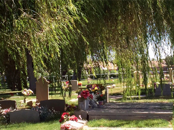 Oak View Memorial Park Cemetery Burial Grounds