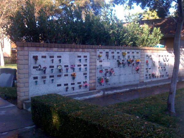 Oak View Memorial Park Cemetery Cremation Options