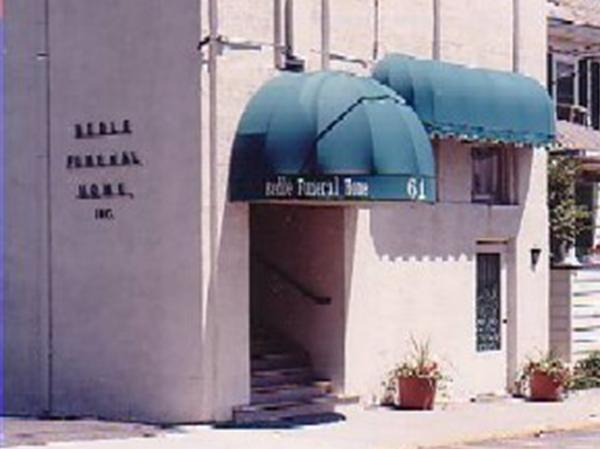 Bedle Funeral Home - Keyport Location Exterior