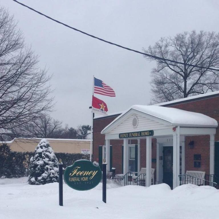 Feeney Funeral Home Exterior
