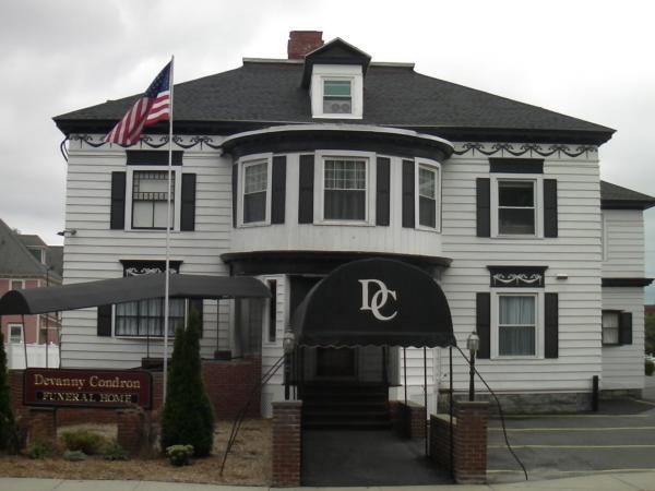 Devanny-Condron Funeral Home Exterior