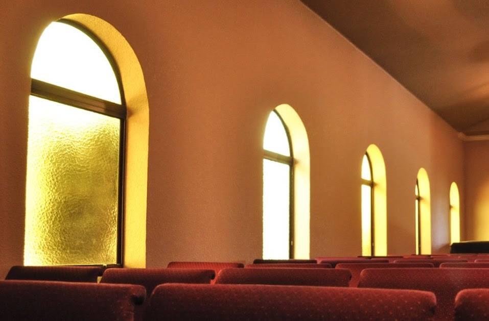 Ouimet Bros. Concord Funeral Chapel Interior