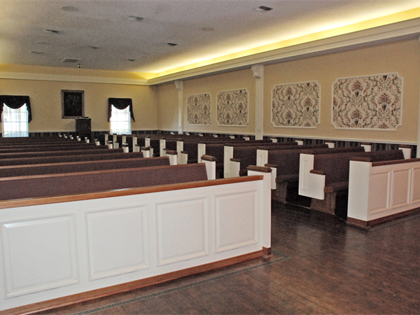 lakeland funeral home interior - Lakeland Funeral Home And Memorial Gardens
