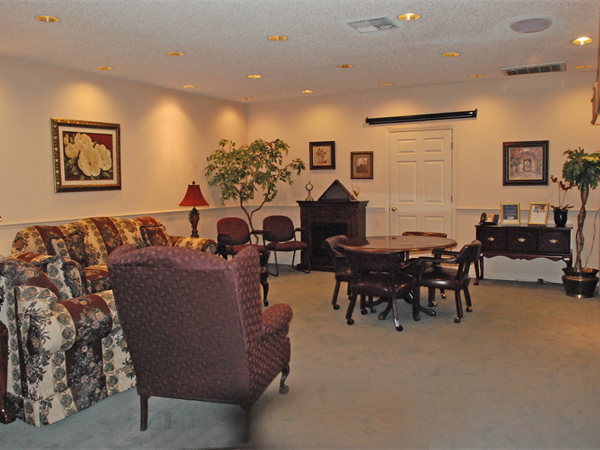 Bon Lakeland Funeral Home Interior