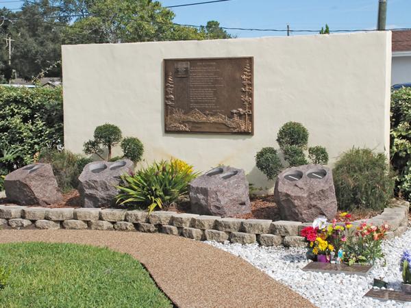 Lakeland Memorial Gardens Grounds