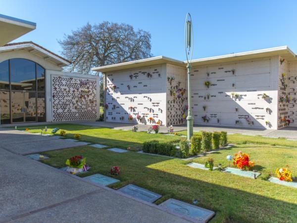 Los Gatos Memorial Park Mausoleum
