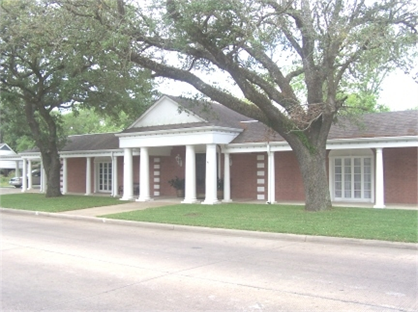 Allison Funeral Service Exterior