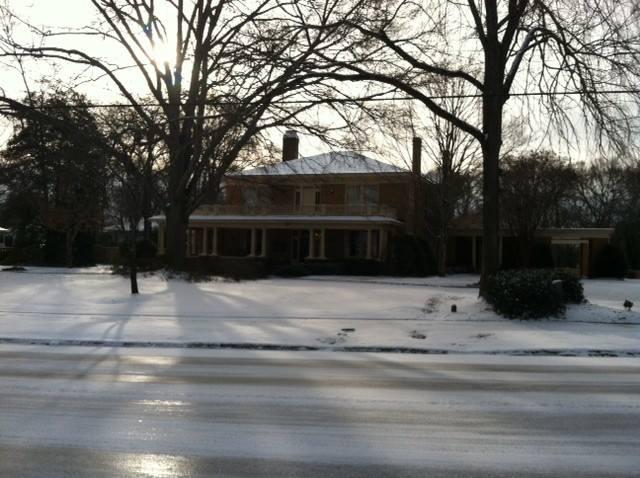 Hunter-Allen-Myhand Funeral Home Exterior