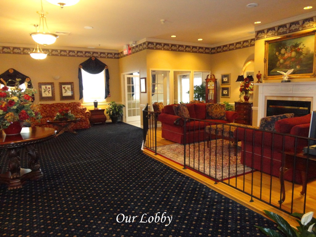 Donohue Cecere Funeral Directors Lobby