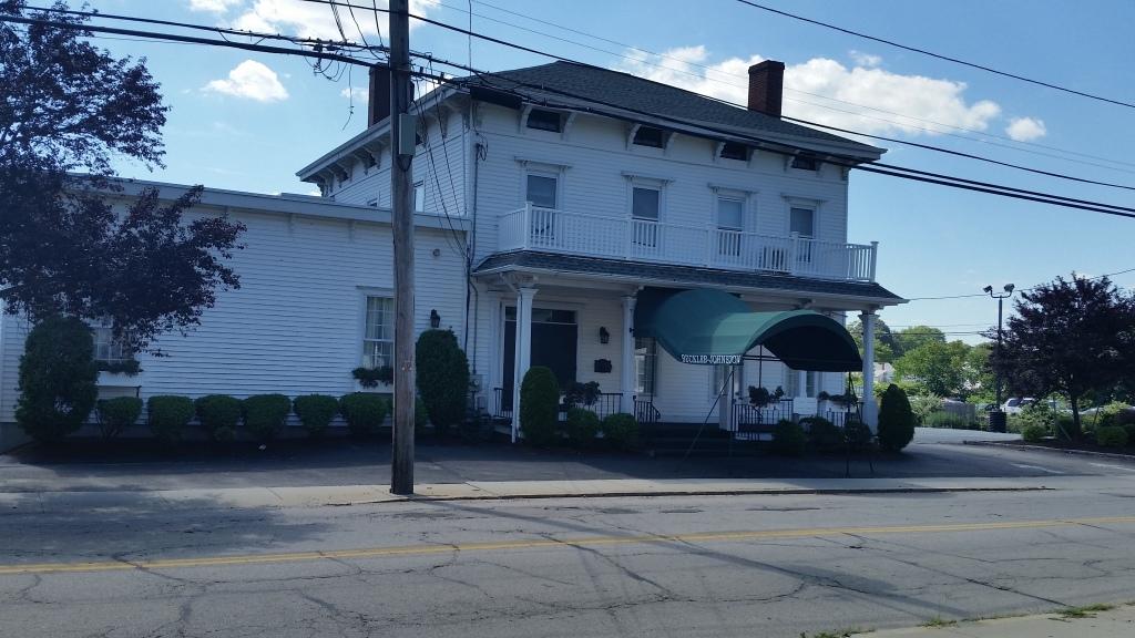 Buckler-Johnston Funeral Home Exterior