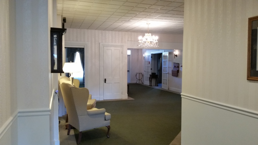 Buckler-Johnston Funeral Home Interior
