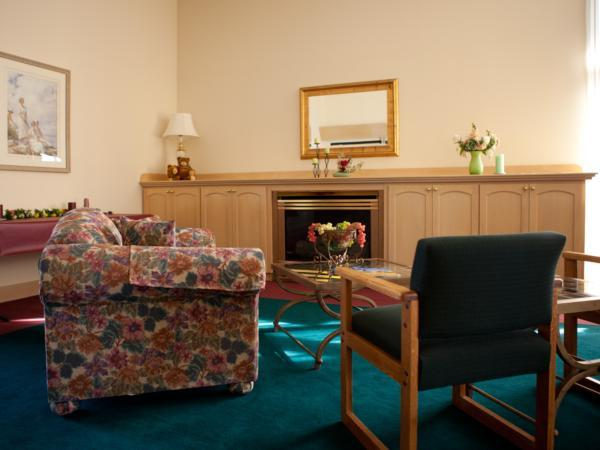Hennessey Funeral Home - Valley Location Interior