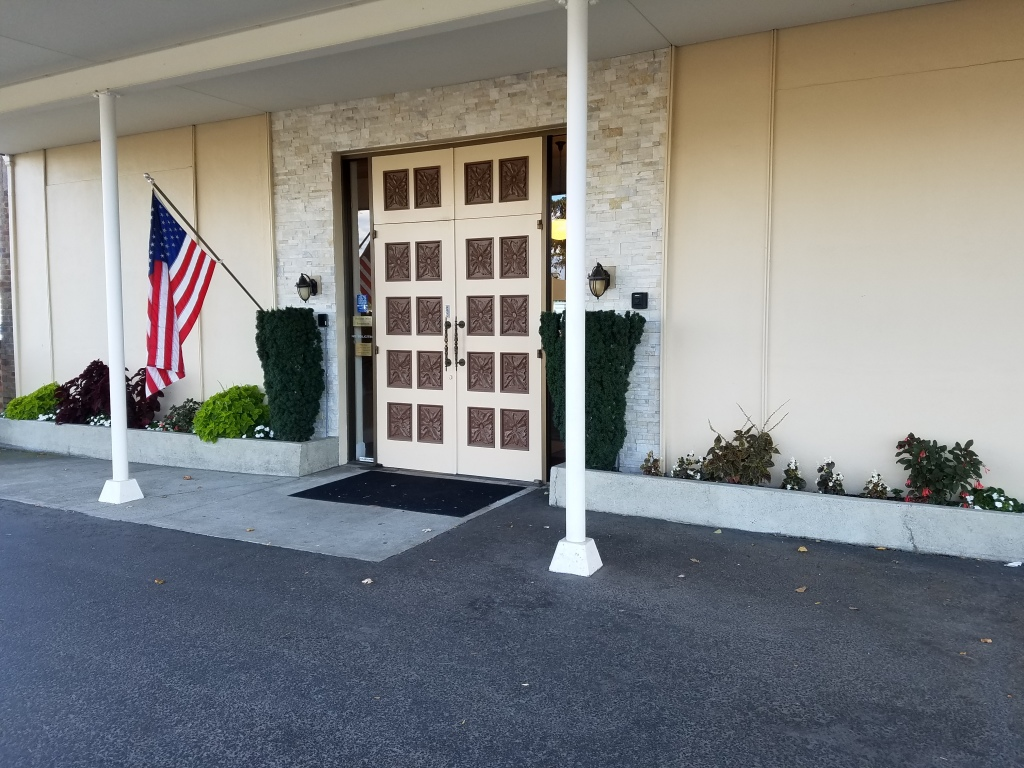 Hennessey Funeral Home - Downtown Location Exterior