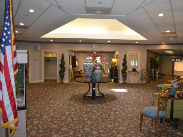 Forastiere Smith Funeral  Cremation Interior