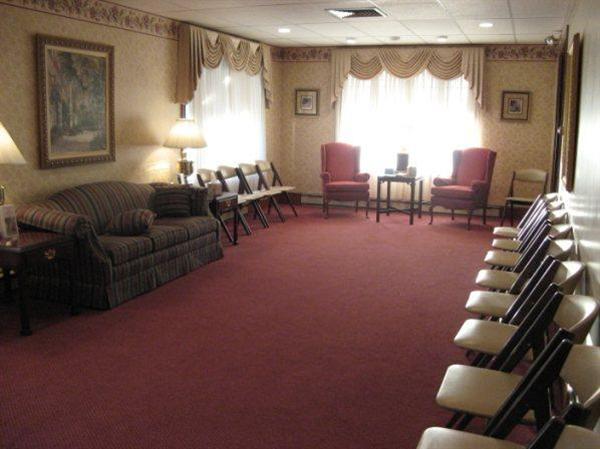 Tylunas Funeral Home Interior