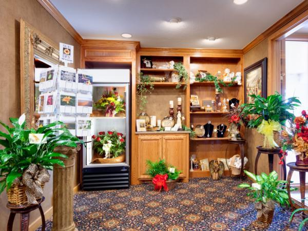 Resthaven Funeral Home Interior