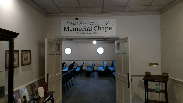 Carl P Mann Memorial Chapel