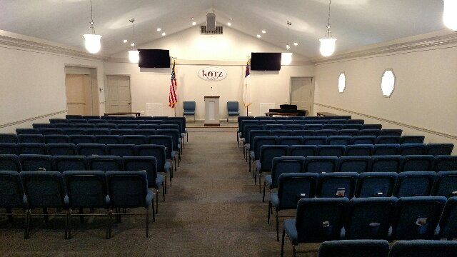Newly Renovated Chapel