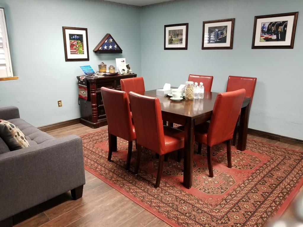 ArrangementMeeting Room